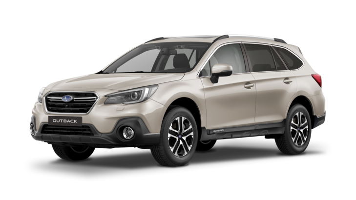 Subaru Outback 2.5i Comfort frontansicht